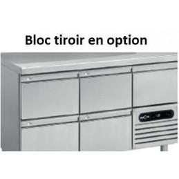 T1 - Table réfrigérée négative