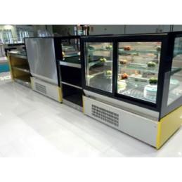 R3 / R4 - Table réfrigérée tout inox positive