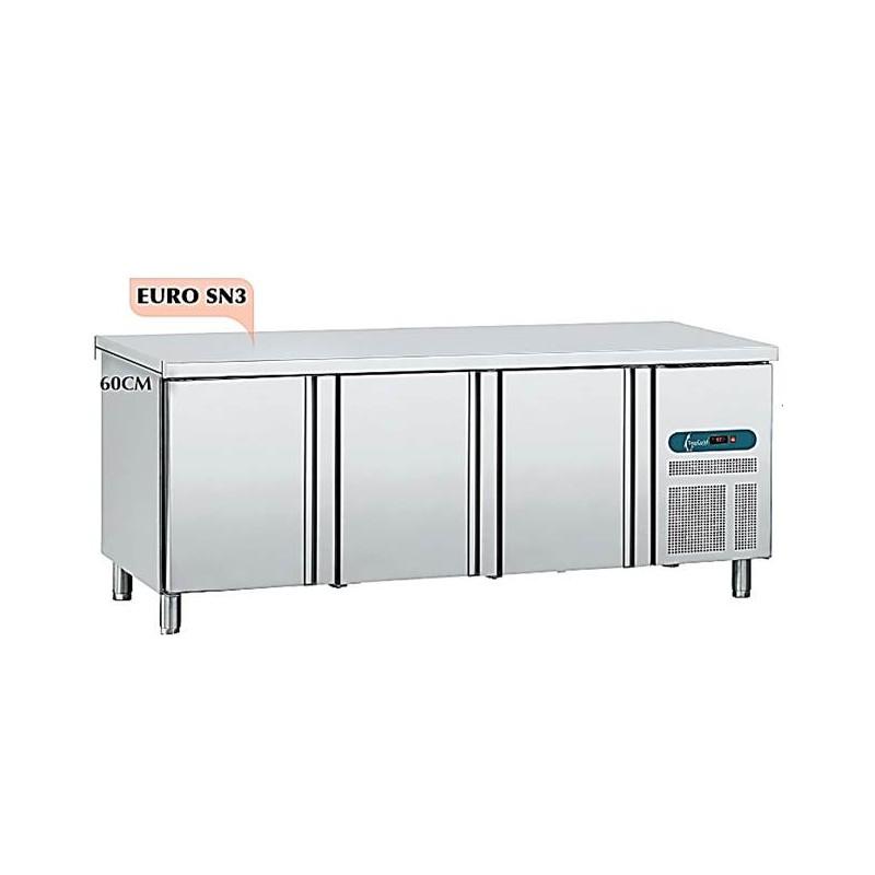 MGN2 / MGN3 - Tables inox FAST FOOD