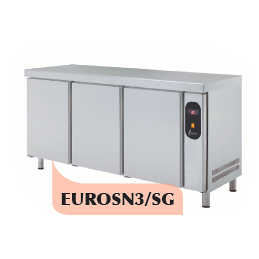 S1 - B3 - Table inox FAST FOOD