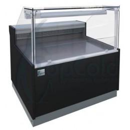 TWIN - Vitrine pour crèmes glacées froid ventilé
