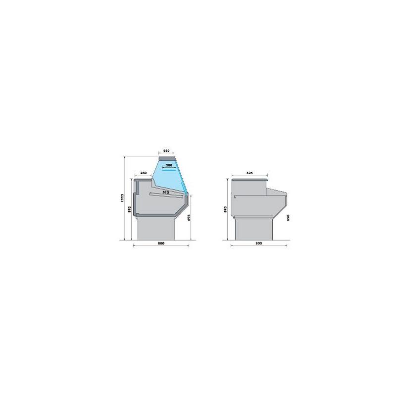 ONIX - Banque réfrigérée