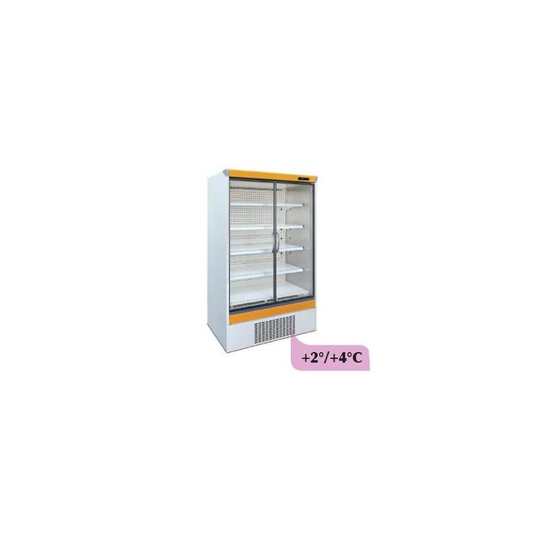 CHEF+ / CHEF- ARMOIRE DE STOCKAGE NEGATIVE ET POSITIVE EXTERIEUR INOX