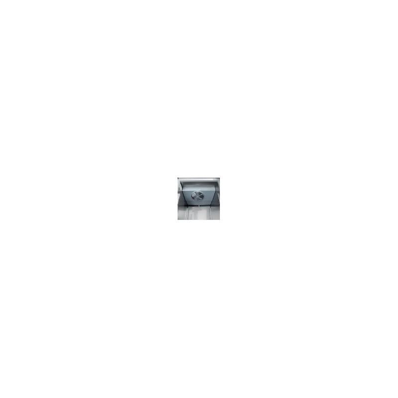 DV40ZW - Vitrine verticale négative VENTILÉE
