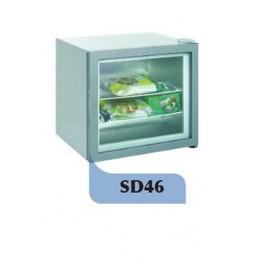 SD46 / Vitrine négative...