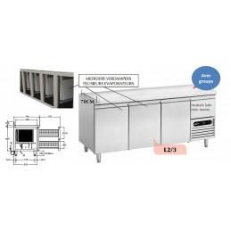 L2/3 - Table réfrigérée GN...