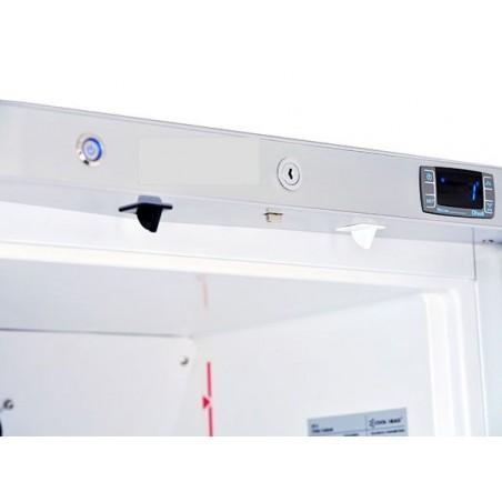 DELIGHT - Vitrine verticale négative - Froid statique ou ventilé - 1 ou 2 portes